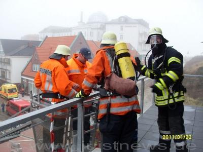 Bild 0 von Alarmübung bewies akuten Mangel an Einsatzkräften bei der Feuerwehr