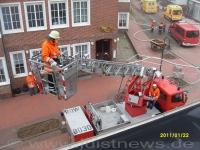 Bild 4 von Alarmübung bewies akuten Mangel an Einsatzkräften bei der Feuerwehr