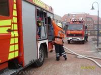 Bild 5 von Alarmübung bewies akuten Mangel an Einsatzkräften bei der Feuerwehr