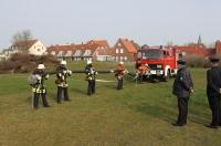 Bild 3 von Neun Feuerwehrleute dürfen jetzt mit in den Einsatz