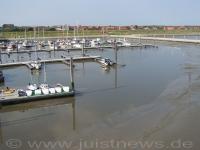 Bild 0 von Juister Bootshafen für Musikfestival bereit