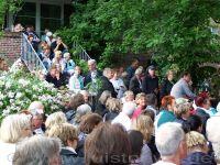 Bild 3 von Juist-Stiftung präsentierte Jazz-Konzert im Pfarrgarten