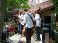 Bild 4 von Juist-Stiftung präsentierte Jazz-Konzert im Pfarrgarten