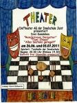 Bild 0 von Theateraufführung in der Turnhalle der Inselschule