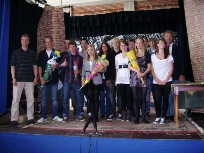 Bild 0 von Schulabschlussfeier an der Inselschule Juist
