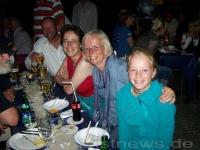 Bild 8 von Viele Festgäste beim Jubiläum vom Segel-Klub Juist
