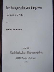 """Bild 0 von Theatergruppe """"Antjemöh"""" sucht Spieler für das kommende Jahr"""