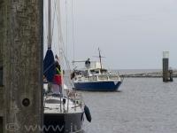 Bild 1 von Fünfzehn Boote und ein Wohnmobil gingen zum Absegeln nach Greetsiel