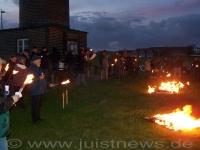 Bild 3 von Rund 150 Personen demonstrierten gegen CO2-Verpressung
