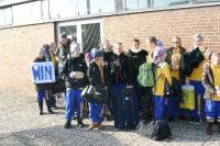 Bild 1 von Juister Cheerleader in Hamburg erfolgreich