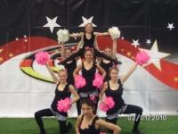 Bild 0 von Crazy Island Dance Team qualifiziert sich zur Deutschen Meisterschaft