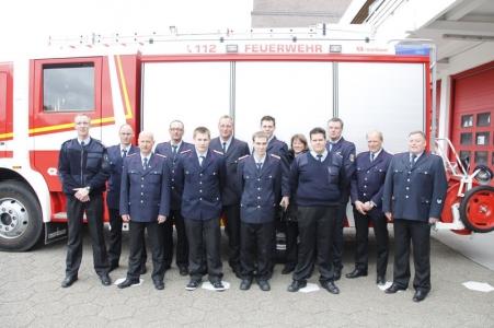 Bild 0 von Erstmalig Juister Feuerwehrmänner zum Lehrgang auf Norderney