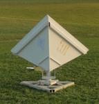 Bild 0 von Juist/ Jadebusen: Corner-Reflektoren für Vermessungen aufgestellt