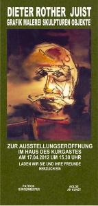 Bild 0 von Ausstellung im Haus des Kurgastes