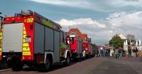 Bild 2 von Feuerwehr hat ihre neue Drehleiter eingeweiht