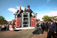 Bild 5 von Feuerwehr hat ihre neue Drehleiter eingeweiht