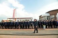 Bild 9 von Feuerwehr hat ihre neue Drehleiter eingeweiht