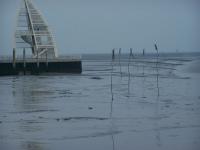 Bild 0 von Östlicher Fährhafen soll wieder gebaggert werden