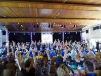 Bild 1 von 110 Cheerleader verbreiten Beachparty-Gefühl auf Juist