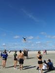 Bild 2 von 110 Cheerleader verbreiten Beachparty-Gefühl auf Juist
