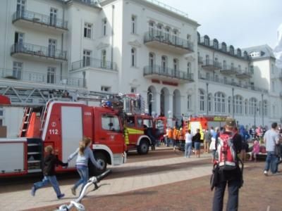 Bild 0 von Feuerwehr rückte zum Kleinbrand aus
