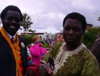Bild 3 von Nachbericht vom Afrikafest am 21. Juli 2012