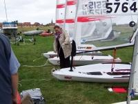 Bild 1 von Jugendabteilung zeigte bei Regatta beachtliche Leistungen