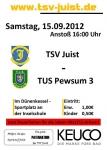 Bild 0 von TSV Juist - TUS Pewsum 3