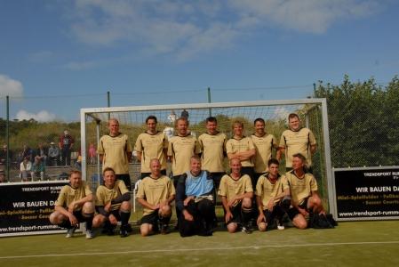Bild 0 von Juister Altherrenmannschaft beim Cup der sieben Inseln auf Baltrum