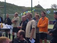 Bild 2 von Juister Altherrenmannschaft beim Cup der sieben Inseln auf Baltrum