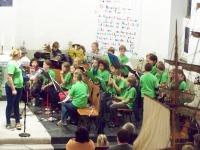 Bild 1 von Blasmusik in der Inselkirche begeisterte Publikum
