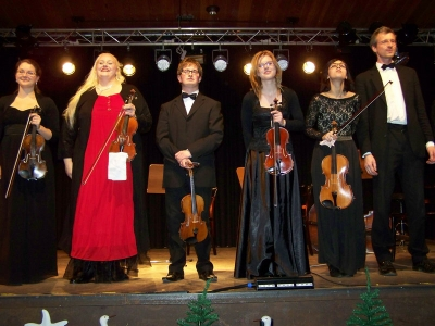 Bild 0 von Kammerphilharmonie Köln: Vivaldi, bis die Stühle leer bleiben