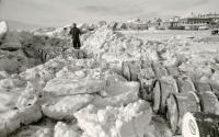 Bild 7 von Im Eiswinter vor 50 Jahren sicherten Hubschrauber die Inselversorgung