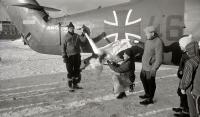 Bild 9 von Im Eiswinter vor 50 Jahren sicherten Hubschrauber die Inselversorgung