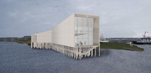 Bild 0 von JUIST 2020! Visionäre Entwürfe für ein Nationalpark-Haus an anderer Stelle