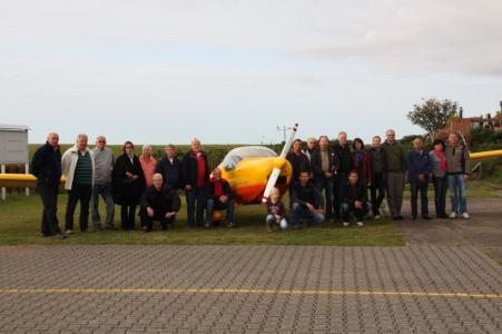 Bild 0 von Motorflug - Sicherheitstraining für Mitflieger