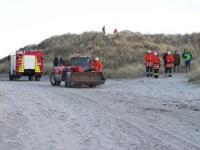 Bild 1 von Marinemunition wurde am Loogster Strand gesprengt
