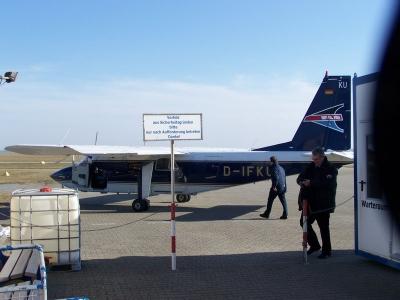 Bild 0 von Fast 3.400 Fluggäste nutzen in fünf Tagen den Luftweg