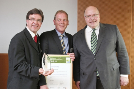 """Bild 0 von Juist mit dem Projekt """"KlimaInsel Juist"""" auf Platz zwei beim Bundeswettbewerb Nachhaltige Tourismusregionen 2012/2013"""