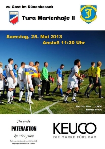 Bild 0 von TSV Juist - Tura Marienhafe 2