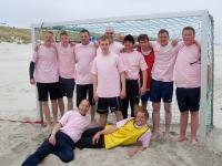 Bild 1 von Seit 27 Jahren gibt es das Beach-Handball-Turnier der Inseln