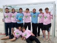 Bild 3 von Seit 27 Jahren gibt es das Beach-Handball-Turnier der Inseln