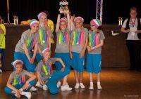 Bild 7 von 181 Cheerleader sorgten für Partystimmung