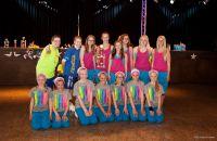Bild 8 von 181 Cheerleader sorgten für Partystimmung
