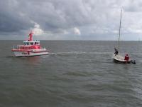 Bild 1 von 21 Boote gingen bei diesjähriger SKJ-Regatta an den Start