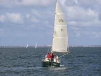 Bild 5 von 21 Boote gingen bei diesjähriger SKJ-Regatta an den Start