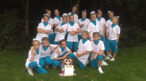 Bild 0 von H?n?P Dance Crew sehr erfolgreich bei X.GDT in Leer