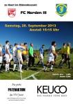 Bild 0 von TSV Juist - FC Norden 3