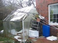 Bild 9 von Orkan richtete auf Juist viel Schaden an