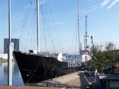 """Bild 0 von Die """"Norderney"""" liegt nicht mehr lange in Groningen"""